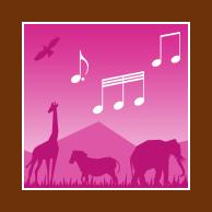 i suoni del Safari