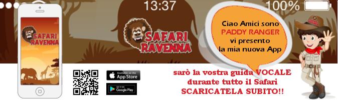 Scarica la APP del Safari Ravenna - def
